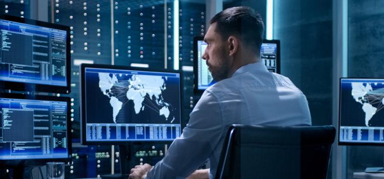 Betreuung kompletter Netzwerke bei KMU